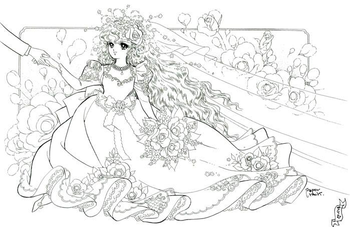 Dream Wedding Flowers : 曼荼羅塗り絵無料ダウンロード : 無料